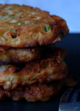 Friendship and fritters… beyond the alliteration