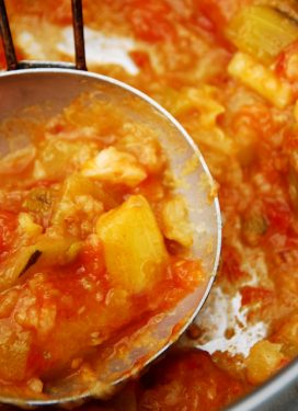 Easy Ratatouille Recipe from A French Grandmother