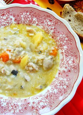 Greek Fish Soup, a comforting family recipe