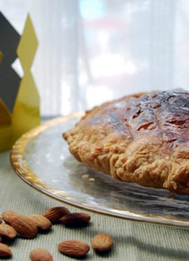 King's almond galette… long live food rituals