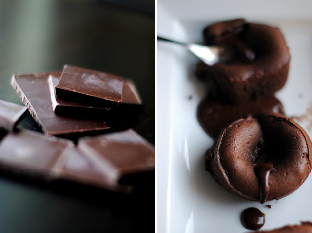 melt in the middle chocolate
