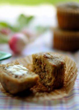 Gluten-free Banana Muffins (Quick & Moist)